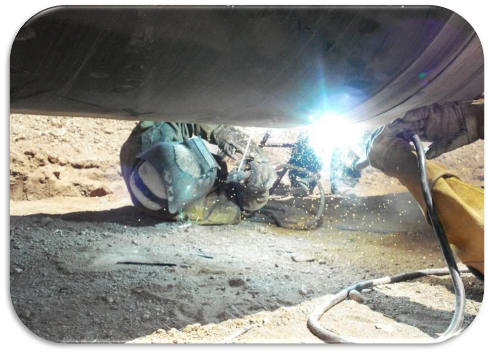e- welding saveh